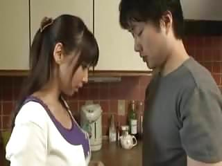 Download video bokep Wifes Sister Groped and Fucked In Kitchen Mp4 terbaru