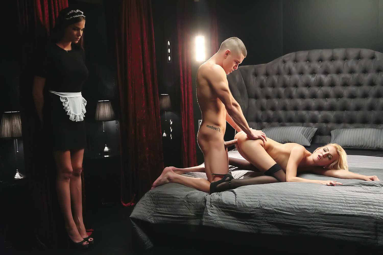 Xchimera - Elite Voyeur Fantasy Fuck With Blonde Katy-8820