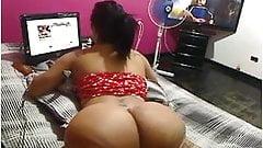 massive ass webcam
