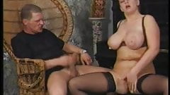 Big Natural Tits Czech Double Handjobs Stockings