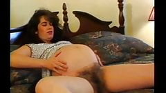Pregnant Hairy Pussy