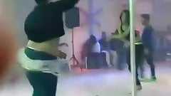arab crossdresser sissy dancing