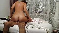 Amateur Sex in Bedroom