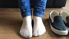 Jennifer Feets - Socks and Jeans