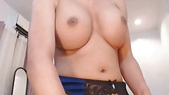 Gorgeous Hot Tits Tranny Wants to Play