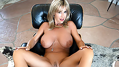 not reverse cowgirl and cum shot really. And