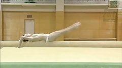 Nude Gymnast Corina Ungureanu