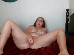 longhair redhead exotic babe scarlets webcam