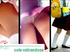 bajo falda cole perfectas