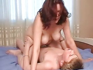 young boy and older woman 4