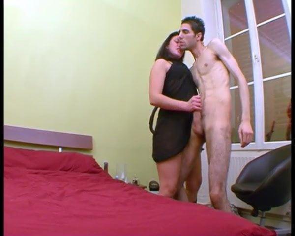 Mon fantasme baiser avec un etranter!