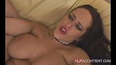 Busty MILF enjoys hard anal and titty fucking's Thumb