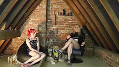 Sex in the attic episode 8. series 1