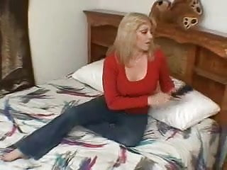 HOT FUCK #17 (Blonde Mature vs. The Cable Guy)