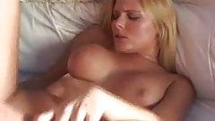 nice blond mom