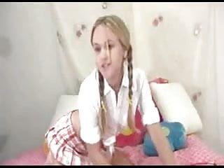 hotsassy aka blondelil 19yo part2