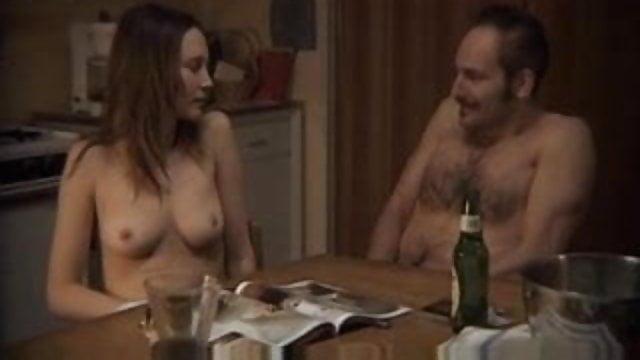 Girlfriend sucking my dick slut