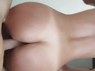 Wife fucked by young man (bull) in hotel room - part 1