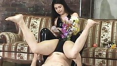 Bondage queen slave
