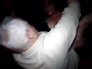 Milf Im Pornokino Wird In Alle Loecher Gefickt  Von