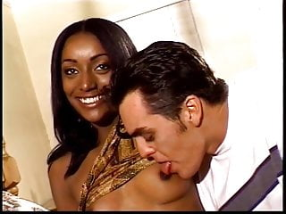 Ebony milf hairy - Ebony harlot bangs white boy