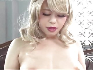 Download video bokep Asian Girl Inserts Vibrators in her Big Nipples Mp4 terbaru