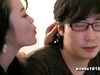 Sexy Korean Teacher Educates About Sex