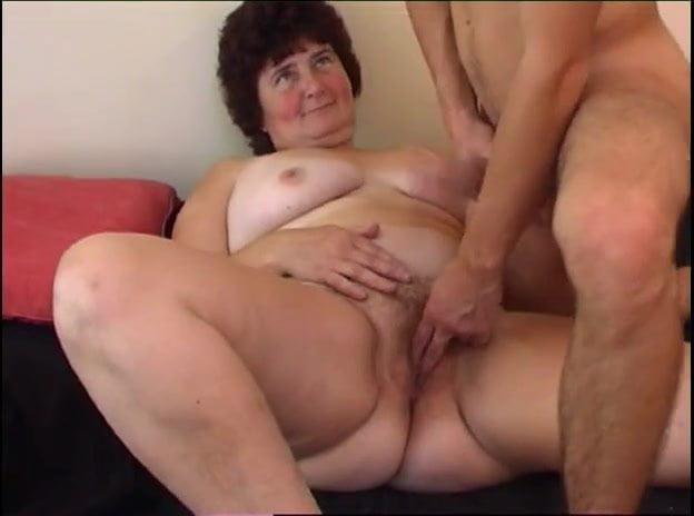 Grandma And Boy Porn