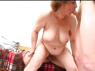 Mom With Flabby Body Saggy Boobs  Guys