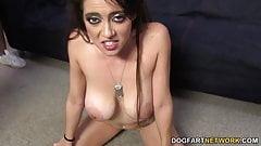 Bella-Nikole Black BBC Gangbang