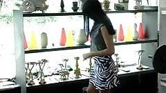 Leonie fucks a shop Owner - F70
