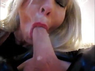 Slave Aunt gets fucked rough in her mouth
