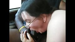 Granny Taking Cum In The Whip