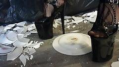 Lady L mega crush plates