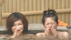 Day At The Spa Japanese Voyeur Video