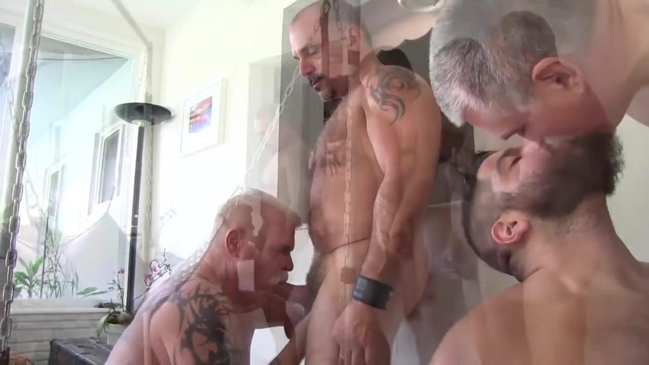 A Great Bareback Daddy Orgy, Free Gay Bareback Tube Hd Porn-2506