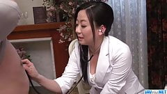 Saya Niiyama theoats hard before - More at 69avs.com