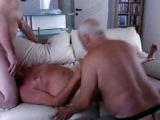 gay Daddies orgia