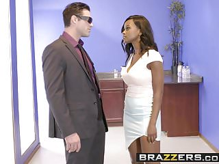 Brazzers Big Tits At Work You Cant Spell Horny Without H