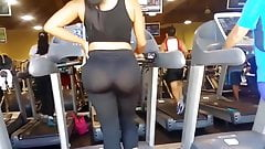 exercise in leggings