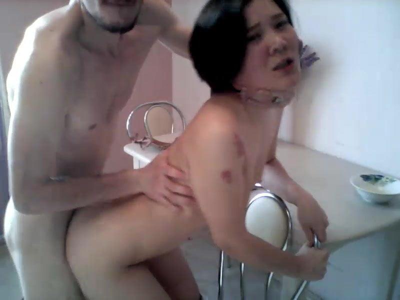 Young Interracial Teen Couple Russian Boy & Asian Girl WMAF