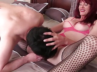 Asian Mistress Fucks Tranny