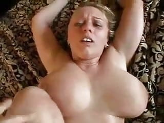Sexy Big Tit Wife Fucked in the Ass