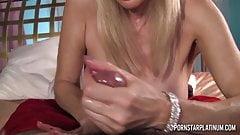 PornstarPlatinum - Erica Lauren xmas HJ