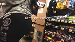 Grocery store booty