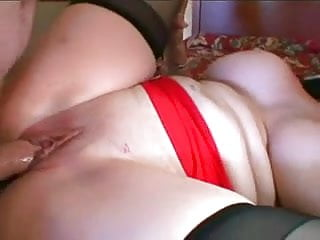 Bib boobs mature fucked by workman