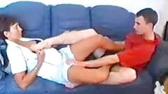 Horny Mature Craves Young Cock 1