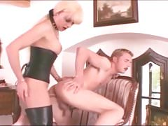 Joanna Jet Fucked His Ass