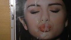 Selena Gomez cum tribute #1