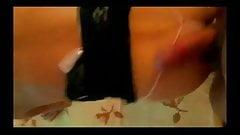 SEXY WIFES HOME VIDEO THREESOME FUN